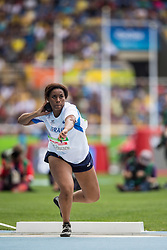 Gloria AGBLEMAGNON, FRA, Athletisme, Athletics, Poids, Shot Put, F20 at Rio 2016 Paralympic Games, Brazil