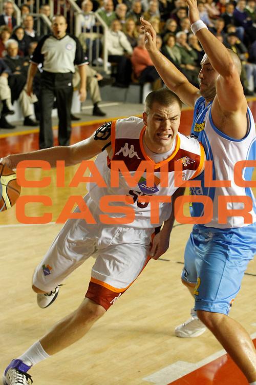 DESCRIZIONE : Roma Lega Basket A 2011-12 Acea Virtus Roma Vanoli Cremona<br /> <br /> GIOCATORE : Uros Slokar<br /> <br /> CATEGORIA : palleggio<br /> <br /> SQUADRA : Acea Virtus Roma<br /> <br /> EVENTO : Campionato Lega Basket A 2011-2012<br /> <br /> GARA : Acea Virtus Roma Vanoli Cremona<br /> <br /> DATA : 13/11/2011<br /> <br /> SPORT : Pallacanestro <br /> <br /> AUTORE : Agenzia Ciamillo-Castoria/ A.Ciucci<br /> <br /> Galleria : Lega Basket A 2011-2012 <br /> <br /> Fotonotizia : Lega Basket A 2011-12 Acea Virtus Roma Vanoli Cremona<br /> <br /> Predefinita :