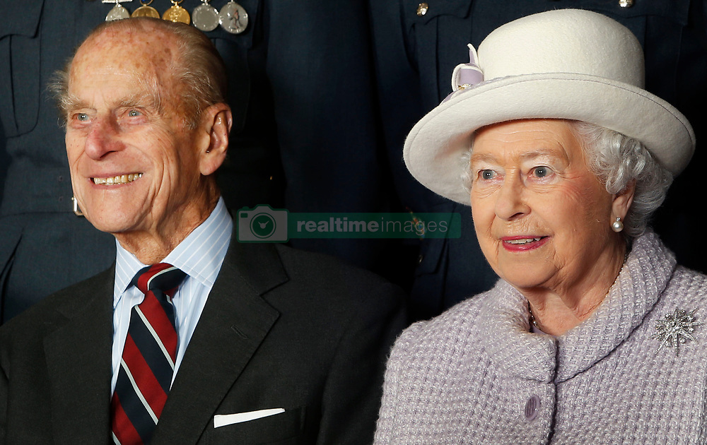 File photo dated 20/11/14 of Queen Elizabeth II and the Duke of Edinburgh, who will no longer carry out public engagements from the autumn of this year, Buckingham Palace has announced.