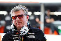 Otmar Szafnauer (USA) Sahara Force India F1 Chief Operating Officer.<br /> Japanese Grand Prix, Friday 3rd October 2014. Suzuka, Japan.