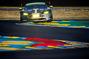 June 13-18, 2017. 24 hours of Le Mans. 98 Aston Martin Racing