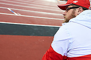Great Britain, London - 2017 August 09: Pawel Fajdek (Agros Zamosc) of Poland looks forward while men's hammer throw qualification during IAAF World Championships London 2017 Day 6 at London Stadium on August 09, 2017 in London, Great Britain.<br /> <br /> Mandatory credit:<br /> Photo by © Adam Nurkiewicz<br /> <br /> Adam Nurkiewicz declares that he has no rights to the image of people at the photographs of his authorship.<br /> <br /> Picture also available in RAW (NEF) or TIFF format on special request.<br /> <br /> Any editorial, commercial or promotional use requires written permission from the author of image.