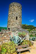 Doria Castle, Cinque Terre, Liguria, Italy