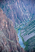 Black Canyon of the Gunnison National Park, Gunnison River
