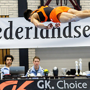 NLD/Nijverdal/20160305 - Turninterland Nederland - Spanje, Rick Jacobs