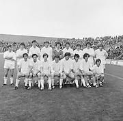 13.08.1972 Football All Ireland Senior & Minor Semi Final Kerry Vs Roscommon & Cork Vs Galway..Roscommon?.Out of Focus