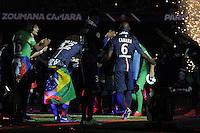 Zoumana Camara - 23.05.2015 - PSG / Reims - 38eme journee de Ligue 1<br />Photo : Andre Ferreira / Icon Sport