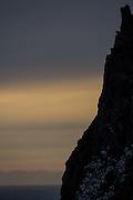 Solnedgang på Runde | Sunset at Runde.