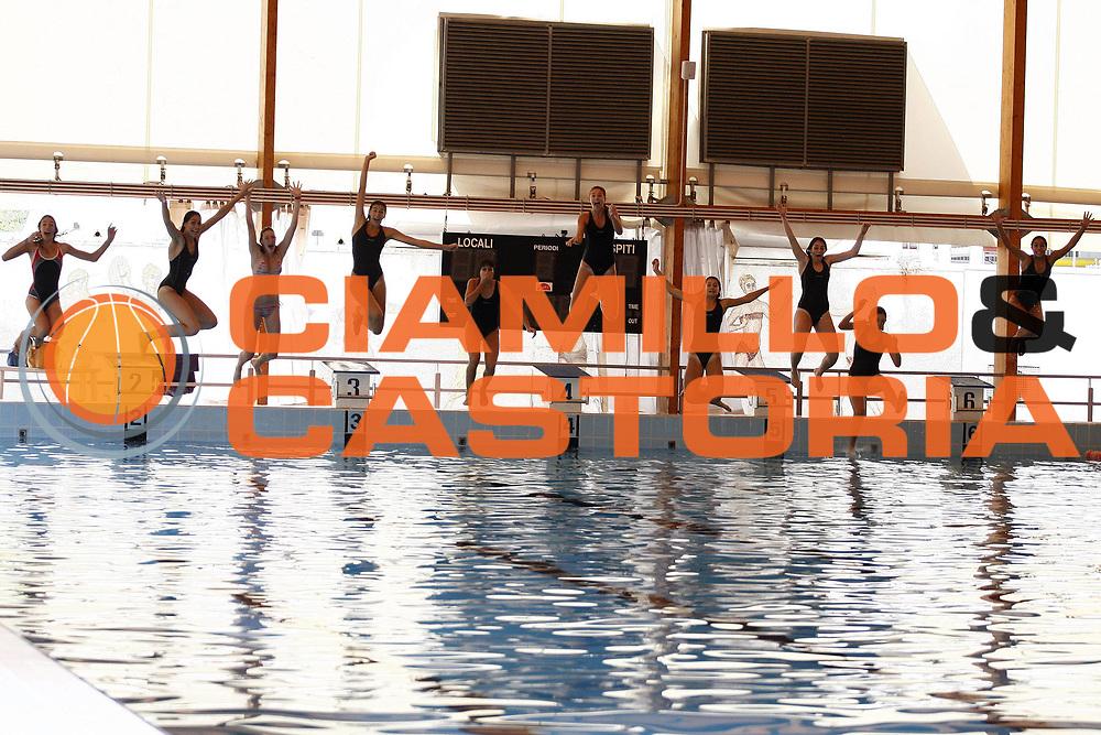 DESCRIZIONE : Acqua Acetosa Basket Centro Sportivo CONI College Italia<br /> GIOCATORE : team <br /> SQUADRA : college italia<br /> EVENTO : College Italia<br /> GARA : <br /> DATA : 03/09/2009<br /> CATEGORIA : Allenamento piscina<br /> SPORT : Pallacanestro <br /> AUTORE : Agenzia Ciamillo-Castoria/E.Castoria