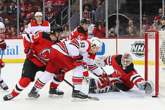 February 15, 2018: Carolina Hurricanes at New Jersey Devils
