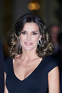 102218 Spanish Royals attended the 'Francisco Cerecedo' journalism awards