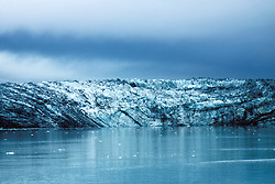 AK: Glacier Bay National Park, Alaska, Margerie Glacier    .Photo Copyright: Lee Foster, lee@fostertravel.com, www.fostertravel.com, (510) 549-2202.Image: akglac223