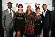 November 2, 2012- New York, NY: (L-R) Jack Benson, Desiree Rogers, CEO, Johnson Publishing Company, Author Susan Taylor, Linda Johnson Rice, Chair, Johnson Publishing Company and Designer b. Michaels at the Ebony Power 100 Gala Presented by Nationwide held at Jazz at Lincoln Center on November 2, 2012 in New York City. The EBONY Power 100 Gala Presented by Nationwide salutes the country's most influential African Americans. (Terrence Jennings)