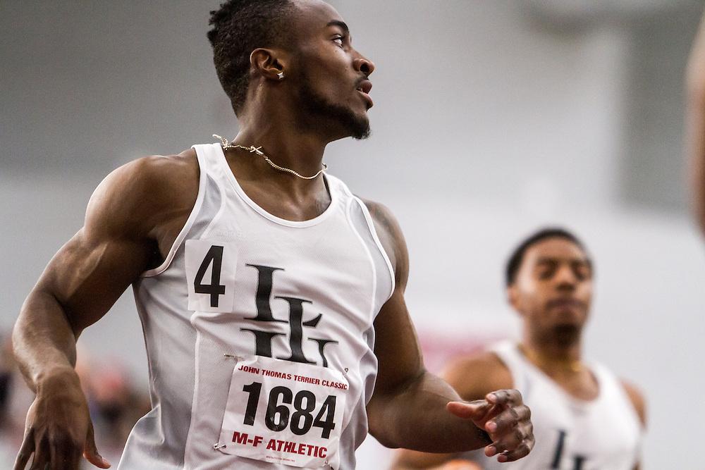 Boston University John Terrier Classic Indoor Track & Field: mens 200, LIU Brooklyn, Dukes