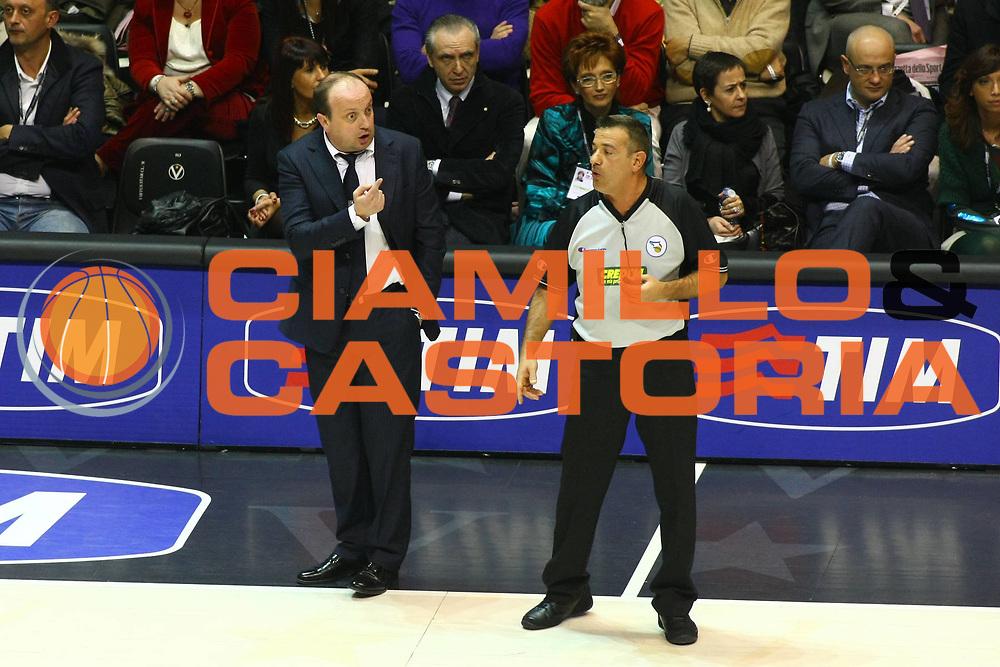 DESCRIZIONE : Bologna Final Eight 2009 Semifinale Bancatercas Teramo La Fortezza Virtus Bologna<br /> GIOCATORE : Andrea Capobianco<br /> SQUADRA : Bancatercas Teramo<br /> EVENTO : Tim Cup Basket Coppa Italia Final Eight 2009 <br /> GARA : Bancatercas Teramo La Fortezza Virtus Bologna<br /> DATA : 21/02/2009 <br /> CATEGORIA : Tiro<br /> SPORT : Pallacanestro <br /> AUTORE : Agenzia Ciamillo-Castoria/M.Minarelli