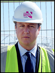 David Cameron at the Celebration of the 2012 Olympic Games volunteering one year on at the  Queen Elizabeth Olympic Park.<br /> Mayor of London Boris Johnson and Lord Coe will be taking to the stage at Go Local to encourage a new drive in volunteering one year on from the Games. Also present are multi-platinum selling pop rock band McFly; world famous comedian Eddie Izzard, Brit Award nominated The Feeling, and Britain'Got Talent winners Attraction, in addition to stars Jack Carroll and Gabz. The event will be the UKs biggest ever celebration of volunteering and first Olympic and Paralympic legacy event at Queen Elizabeth Olympic Park.<br /> London, United Kingdom<br /> Friday, 19th July 2013<br /> Picture by Andrew Parsons / i-Images