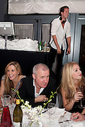 "LAURA BARDIGEU; DAMIEN HIRST; MARISSA MONTGOMERY, Andy Valmorbida hosts party to  honor artist Raphael Mazzucco and Executive Editors Jimmy Iovine and Sean ÒDiddyÓ Combs with a presentation of works from their new book, Culo by Mazzucco. Dinner at Mr.ÊChow at the W South Beach.Ê2201 Collins Avenue,Miami Art Basel 2 December 2011<br /> LAURA BARDIGEU; DAMIEN HIRST; MARISSA MONTGOMERY, Andy Valmorbida hosts party to  honor artist Raphael Mazzucco and Executive Editors Jimmy Iovine and Sean ""Diddy"" Combs with a presentation of works from their new book, Culo by Mazzucco. Dinner at Mr. Chow at the W South Beach. 2201 Collins Avenue,Miami Art Basel 2 December 2011"