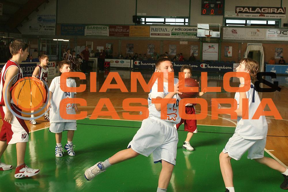 DESCRIZIONE : Bologna Basket For Life 2008 Torneo U13 Solsonica Rieti Molino Idice Pontevecchio Bologna <br /> GIOCATORE : <br /> SQUADRA : Solsonica Rieti <br /> EVENTO : Basket For Life 2008 <br /> GARA : Solsonica Rieti Molino Idice Pontevecchio Bologna <br /> DATA : 09/02/2008 <br /> CATEGORIA : Rimbalzo <br /> SPORT : Pallacanestro <br /> AUTORE : Agenzia Ciamillo-Castoria/M.Marchi