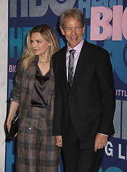 May 29, 2019 - New York City, New York, U.S. - Actress MICHELLE PFEIFFER and director DAVID E. KELLEY attend HBO's Season 2 premiere of 'Big Little Lies' held at Jazz at Lincoln Center. (Credit Image: © Nancy Kaszerman/ZUMA Wire)