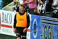 Fotball <br /> 17. juli 2011 <br /> Eliteserien <br /> 16. runde Tippeligaen 2011 <br /> Sogndal - Sarpsborg 08<br /> Fosshaugane Campus, Sogndal<br /> <br /> Foto: Rune Sjøberg, Digitalsport <br /> <br /> Tore André Flo må vente på comebacket i Eliteserien