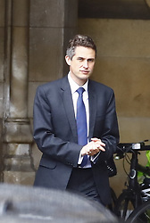 © Licensed to London News Pictures. 13/06/2019. London, UK. Former Defence Secretary Gavin Williamson is seen at Parliament. Candidates for the leadership of the Conservative Party are facing the first round of voting in Parliament today. Photo credit: Peter Macdiarmid/LNP