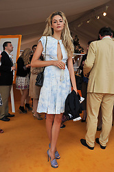 TAMSIN EGERTON at the 2011 Veuve Clicquot Gold Cup Final at Cowdray Park, Midhurst, West Sussex on 17th July 2011.