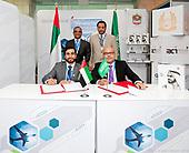 UAE Signature at OACI 181010