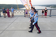 Walkway over the Hudson Memorial Day ceremony