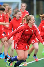 Wales U18 Girls v Suisse U18 Girls