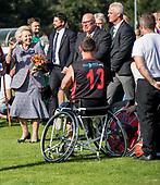 Prinses Beatrix bij 60ste landelijke campagnedag Zwaluwen Jeugd