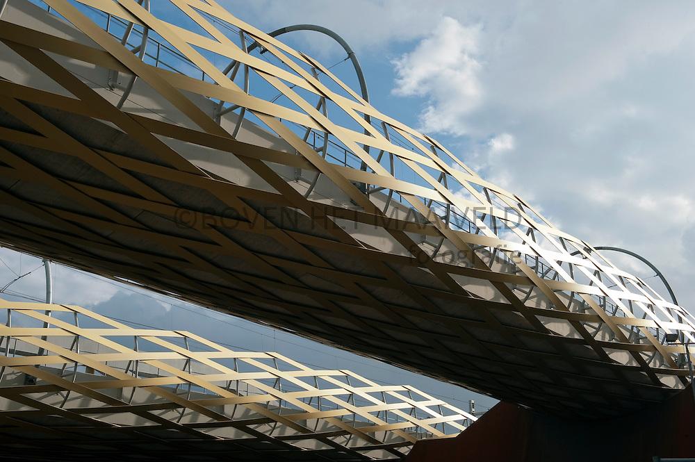 Gouden netkous 's-Hertogenbosch