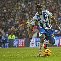 Brighton v Bournemouth | Championship | 1 January 2014