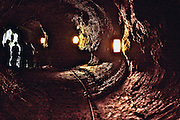 Inside Nahuku, the Thurston Lava Tube, Hawaii Volcanoes National Park.