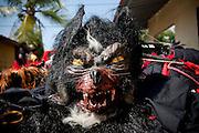 VII Festival de diablos y congos del 2011. Festival que se celebra cada 2 años, en el fuerte del historico pueblo de Portobelo en la provincia de Colón, un festival lleno de cultura, y mucho color...