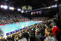 Park and Suite Arena - 15.03.2015 - Montpellier / Kielce - 1/8Finale aller Ligue des Champions<br /> Photo : Andre Delon / Icon Sport