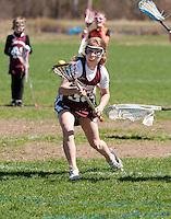 Lakes Region Lacrosse U11 girls versus Concord May 1, 2011.Lakes Region Lacrosse U11 girls versus Concord Crush May 1, 2011.