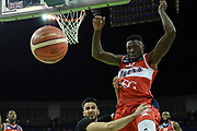 Daniel Edozie of Bristol Flyers during the Betway British Basketball All-Stars Championship at the O2 Arena, London, United Kingdom on 24 September 2017. Photo by Martin Cole.