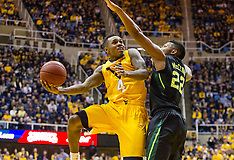 02/06/16 Men's BB West Virginia vs. Baylor