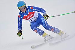 KRAKO Jakub Guide: BROZMAN Branislav, B2, SVK at 2018 World Para Alpine Skiing Cup, Kranjska Gora, Slovenia
