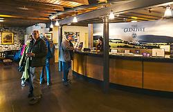 THEMENBILD - Verkaufsraum der Glenlivet Whiskey Destillerie bei Ballindalloch, Schottland, aufgenommen am 08. Juni 2015 // the Glenlivet whiskey distillery salesroom near Ballindalloch, Scotland on 2015/06/08. EXPA Pictures © 2015, PhotoCredit: EXPA/ JFK