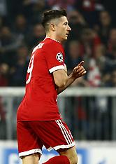 Bayern Munchen v Rsc Anderlecht - 12 September 2017