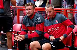 Charlton Athletic manager Karl Robinson - Mandatory by-line: Robbie Stephenson/JMP - 05/08/2017 - FOOTBALL - The Valley - Charlton, London, England - Charlton Athletic v Bristol Rovers - Sky Bet League One