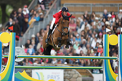 Verlooy Jos, (BEL), Domino<br /> Furusiyya FEI Nations Cup presented by Longines<br /> Longines Jumping International de La Baule 2015<br /> © Hippo Foto - Dirk Caremans<br /> 15/05/15