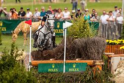 Price Jonelle, NZL, Faerie Dianimo<br /> CHIO Aachen 2019<br /> Weltfest des Pferdesports<br /> © Hippo Foto - Dirk Caremans<br /> Price Jonelle, NZL, Faerie Dianimo