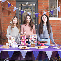 Jewish Care Teenager Cake Sale 05.04.2016