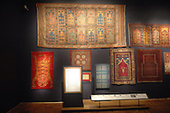 The New-York Histoircal Society.Opening of:Woven Splendor from Timbuktu to Tibet: Exotic Rugs and Textiles from New York Collectors