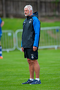 Director of Rugby at Bath Rugby Club, Todd Blackadder before the Rugby Friendly match between Edinburgh Rugby and Bath Rugby at Meggetland Sports Complex, Edinburgh, Scotland on 17 August 2018.