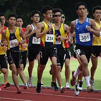 A Division Boys 1500m