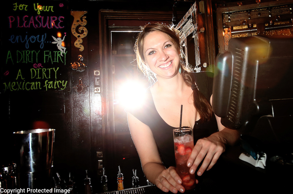 Stephanie of SOHO Wine & Martini Bar