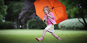 Fun in the Rain, Armidale, NSW, Australia